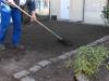 Aménagement jardin locaux d'ARCINS