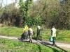 Pêche de sauvegarde parc de Mussonville