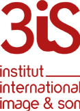 logo de 3IS, institut international image & son