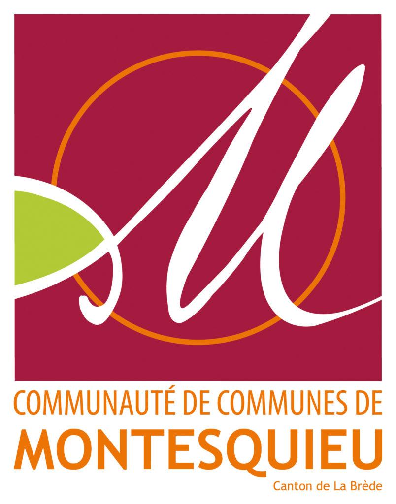logo de la Communauté de communes de Montesquieu
