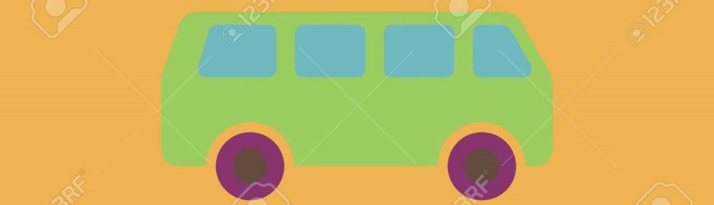 pictogramme de minibus